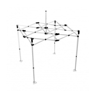 10u2032 x 10u2032 Frame Only Powder Coated Steel Hex  sc 1 st  Athletic Event Supply : canopy tent frames - memphite.com