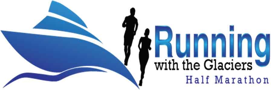 Running With The Glaciers Half Marathon Athletic Event
