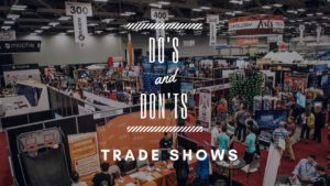 Athletic Event Supply Releases Trade Show Tips Video