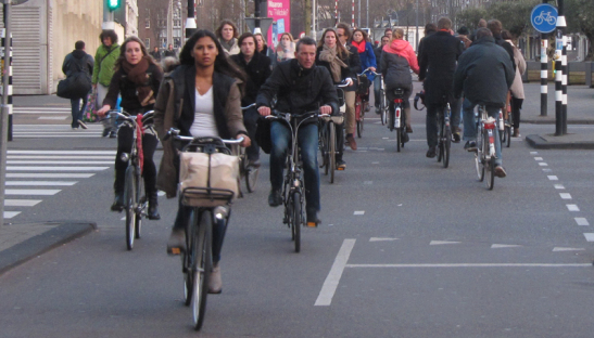 Major New Study: Cycling to Work